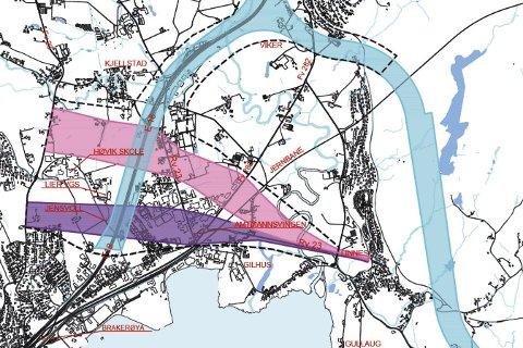 Trenger svar: Lahell vel ønsker både svar og informasjon om riksvei 23s framtid. arkivbilde