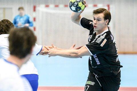 Klare for kvalik: SHK er klare for å gi alt i kvalikoppgjøret imot Bodø HK på fredag. De må imidlertid klare seg uten William Gellein Vangen.