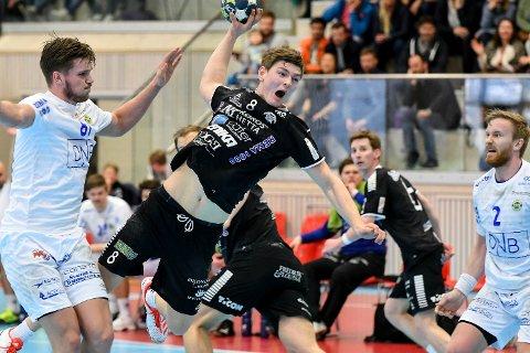 Fortsatt muligheter: Jørgen Jansrud og resten av SHK-manskapet leverte en sterk forestilling på hjemmebane mot Bodø. Liungene er kun tre mål bak før returoppgjøret i Bodø førstkommende onsdag.