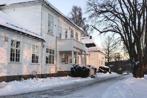Haugestad: Lier kommune inviterer til åpent møte om kulturminnevern på Haugestad 10. april.arkivbilde