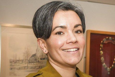 Ordfører Gunn Cecilie Ringdal (H) mener det haster å få flere E134-alternativer på bordet.