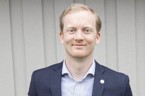 FLYTTER: Ole Kristian Bratset (H) har meldt flytting.