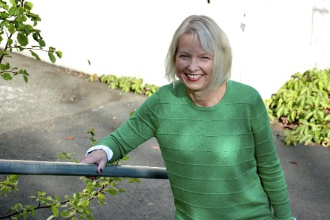 BOKFEST: Marit Reiersgård inviterer til boklansering på Egge gård neste torsdag.
