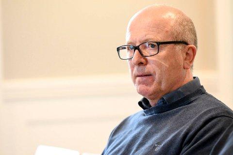 Daglig leder: Erling Eri i Lier Eiendomsselskap KF.
