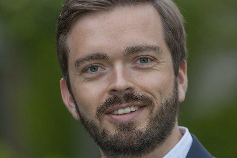 Kommunalsjef: Sveinung Kvamme har hatt tilsvarende stilling i Røyken kommune, og er snart klar for Lier.