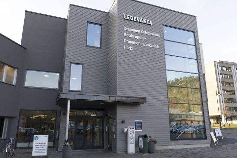FORTSETTER: Legevakta legges ned som et interkommunalt selskap, men Lier ønsker å forhandle fram avtale om framtidig kjøp av legevaktstjenester fra Nye Drammen.