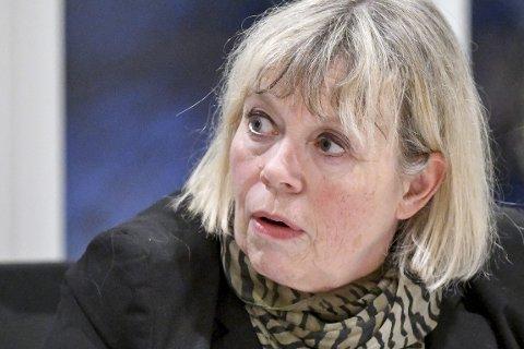 SKUFFET: SVs Ninnie Bjørnland er skuffet over at IMDi avviste Liers anmodning om å bosette enslige mindreårige flyktninger.