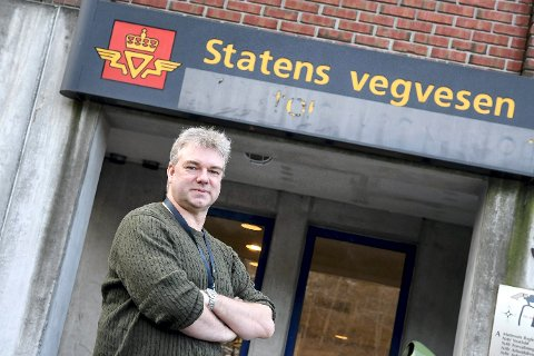 STATUS: Prosjektleder Nils Brandt bekrefter at arbeidet med kommunedelplanen starter opp før kommunen har vedtatt å legge planprogrammet ut på høring. FOTO: PÅL A. NÆSS