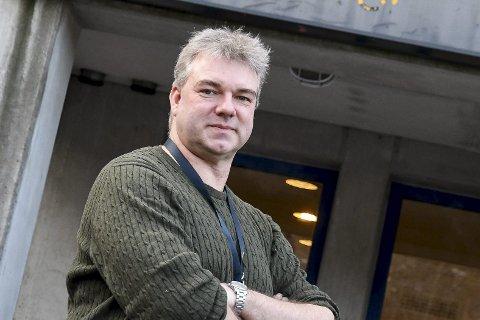 LAGER NYTT FORSLAG: Prosjektleder Nils Brandt bekrefter at SVV kommer tilbake med nytt forslag til planprogram.