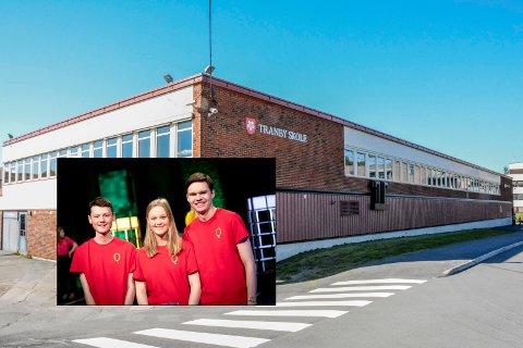 Tranby skole strekker ut en hånd til bygda og ønsker å lage en skikkelig fest for hele skolen.