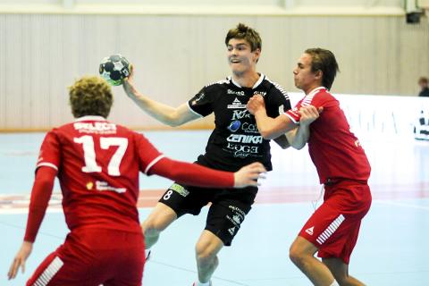 St. hallvard Håndballklubb flytter nesten alle hjemmekamper ut av Reistad AreArkivfoto: Pål A. Næss