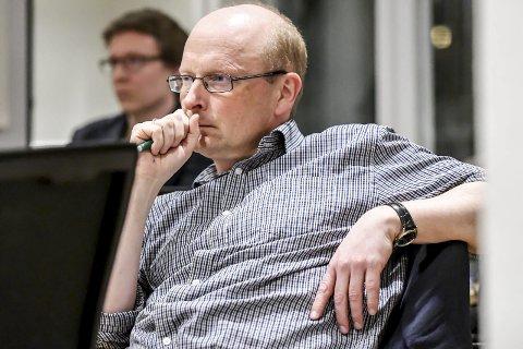 Kritisk: Frps Lars Haugen er kritisk til tempoet i den norske vaksineringen, og vil legge press på nasjonale myndigheter for å ta kontakt med Israel, som snart har vaksinert hele befolkningen.