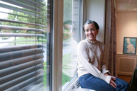 VIL BLI: Gunn Cecilie Ringdal er klar for å ta fatt på en ny periode som ordfører.