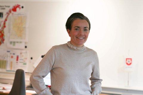 MEST POPULÆR: Høyre-ordfører Gunn Cecilie Ringdal fikk flest personstemmer og slengere ved fra velgerne.