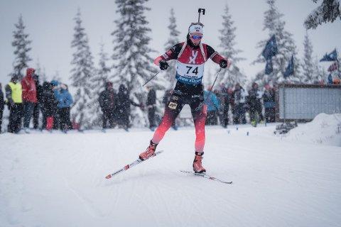 Vetle Rype Paulsen Lier IL, har kvalifisert seg til junior-VM i skiskyting for andre år på rad. 19-åringen er yngste nordmann i juniorklassen under mesterskapet i Sveits.