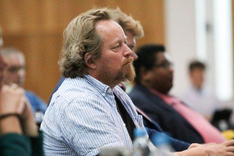 Travel utvalgsleder: Som leder for utvalget for miljø og plan er Morgan Langfeldt (Frp) den utvalgslederen som banket gjennom flest saker i fjor - når vi ser bort fra kommunestyret. Utvalget behandlet 140 saker, nesten like mange saker som de tre andre tilsammen.