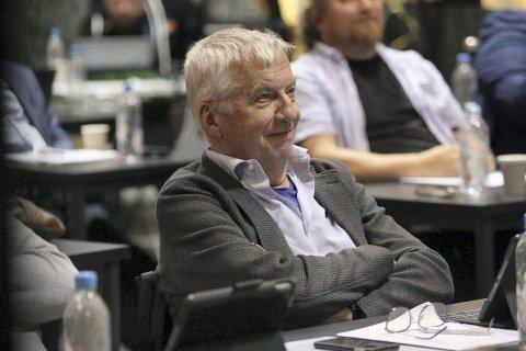 Søren Falch Zapffe, Høyres gruppeleder i Lier.
