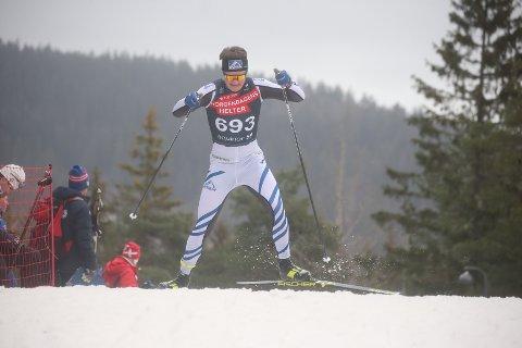 VRAKET: Til tross for gode resultater, ble liungen Andreas LIllemoen Treffen ikke tatt ut til Junior-VM.