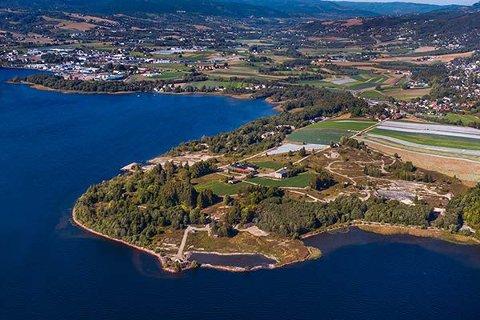 Gullaugodden: Eller Gullaug-halvøya, den tidligere Dyno-tomta. Kjært barn har mange navn. Nå kan du få ta området nærmere i øyesyn.