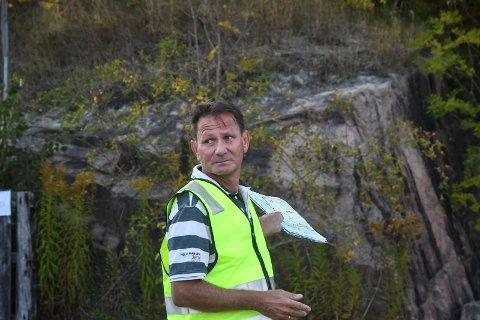 Søker medarbeider: Thorgeir Bjerknes, virksomhetsleder for Stedsutvikling, søket etter en ny medarbeider.