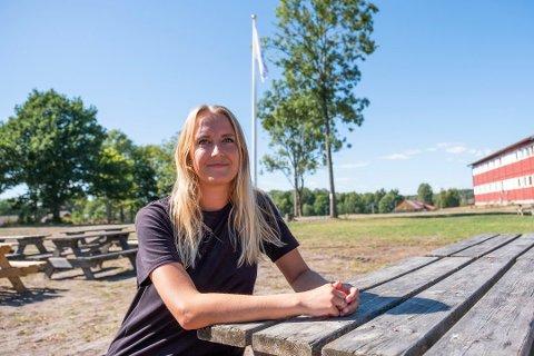 ER KLAR: Et flertall av medlemmene i Buskerud Høyre ønsker seg Sandra Bruflot på Stortinget. – Jeg er motivert, sier 28.-åringen.