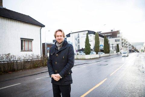 NEKTER Å BETALE: Utbygger av Fagerborgkvartalet, Fagerborg K34 AS, med Axer Eiendom og Borger Borgenhaug i spissen, nekter å betale byggesaksgebyr på over 1,1 million kroner til Skedsmo kommune.