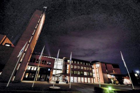 OVERSKRIDELSER: Ombyggingen av 1. etasje i rådhuset skulle koste 22,3 millioner kroner. Sluttsummen ble 43,4 millioner kroner.