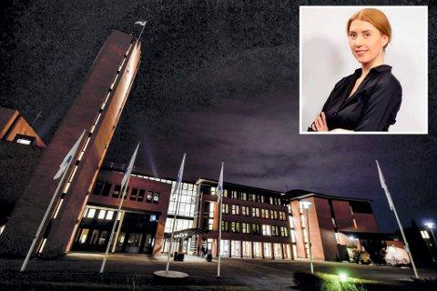 KRITISK: FrP-politiker Victoria Stein mener ordfører Jørgen Vik (Ap) må ta tak i problematikken med ungdomskriminalitet.