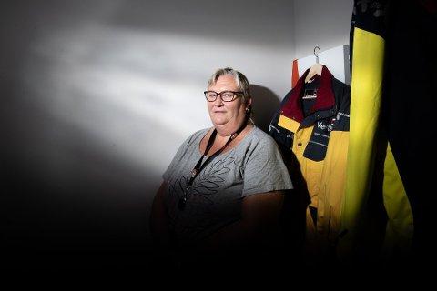 NAIVE FORELDRE: Vanja Sortnes er enhetsleder ved Frivillighetssentralen som organiserer Natteravnene og mangeårig natteravn selv. Hun mener en del foreldre er naive når det kommer til hva ungene deres driver med.