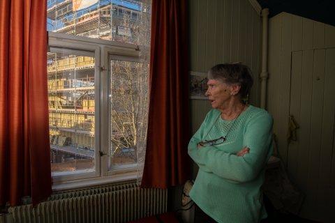 Kirkegata 8, lillestrøm, Henrik Sørensen, byggevirksomhet, vindu