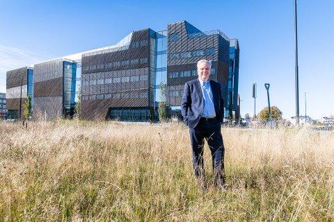 Ferdig: John Arne Ulvan har fratrådt som konsernsjef for Felleskjøpet, som har sitt hovedkontor i Lillestrøm.