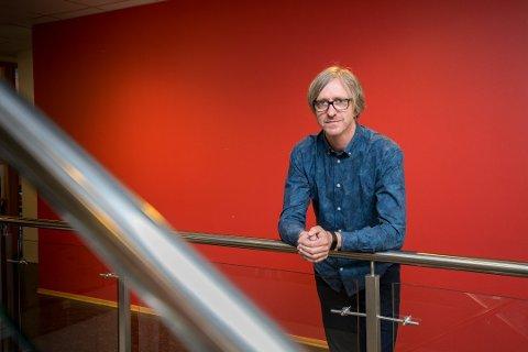 ARBEIDSMARKED: Leder ved Nav Lillestrøm, Daniel Berg-Hansen sier det fortsatt finnes et stort behov for arbeidskraft, og oppfordrer alle som opplever permitteringer å oppdatere CV-en.