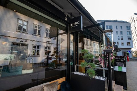 SAGT OPP: Selskapet bak topprestauranten Hinoki Bar & Grill, har sagt opp leieavtalen til disse lokalene.