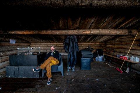 FORTVILER: Stian Bruaset (bildet) har drevet Eventgarden sammen med partner Bård Sørlie gjennom mange år. Nå er han redd for at det han omtaler som altfor dårlige støtteordninger fra staten skal gjøre at selskapet går konkurs.