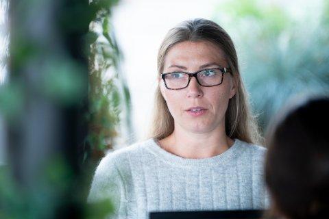 FORTALTE IKKE: Victoria Stein fra Strømmen brukte lang tid på å fortelle noen om hva hun hadde opplevd. Hun prøvde å unngå å forholde seg til de vonde opplevelsene gjennom en ekstrem livsstil i flere år.