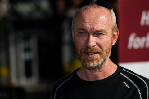 VÆRT GJENNOM FLERE OVERDOSER: Terje Grotle (55) har selv kjent på hvor tøff rushverdagen kan være. Han har selv tatt overdose flere ganger.