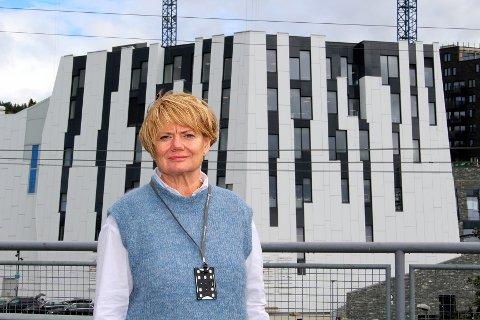 STORT POTENSIAL: Ordfører Ragnhild Bergheim mener søndagsåpent for butikkene i Snø er viktig for at anlegget skal bli den turistattraksjonen det har potensial til å bli.
