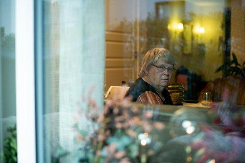 ENSOM: Berit Raunehaug har kjent mye på ensomheten de siste to årene.