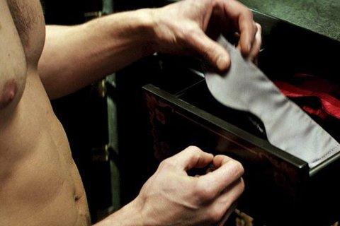 «Fifty Shades of Grey»: Denne filmen vises når Solvær Filmteater åpner igjen.Illustrasjonsmateriell: United International Pictures