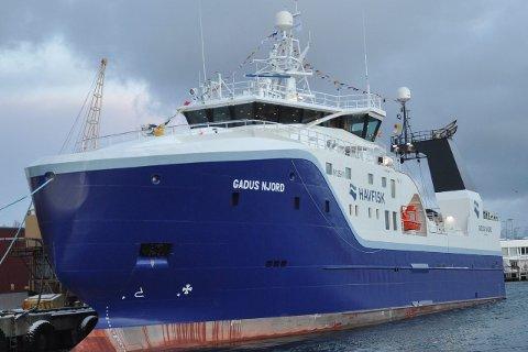 TRÅLFISK: Et flertall på Stortinget avviste forslag om å overføre fisk fra trålere med leveringsplikt til kystflåten. Foto: Kai Nikolaisen