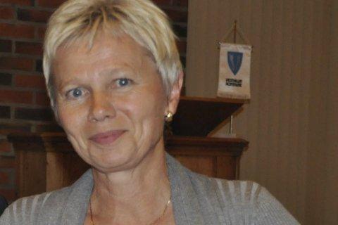 HJEMMESEIER: Senterpartiet gjorde et meget godt valg på Vestvågøy. Anne Sand bor på Vestresand og gjorde rent bord på hjemmebane. Foto: Kai Nikolaisen