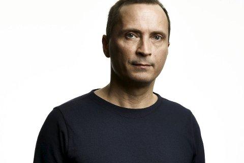 Kommer: Morten A. Strøksnes har hatt stor suksess med «Havboka» og kommer til litteraturfestivalen på Reine.foto: Baard Henriksen