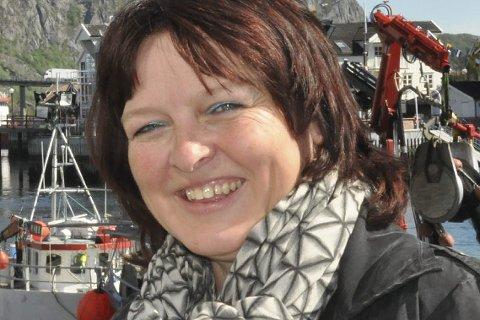 Reiselivssjef Elisabeth Dreyer tror direkterute til Oslo og Tromsø vil føre til flere arbeidsplasser i Lofoten.