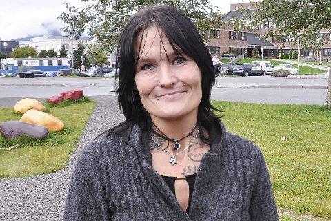 Ettervern: Jessica Bergnër er tidligere rusmisbruker med fortsatt behov for ettervern. Hun er langt fra alene. Foto: Lise Fagerbakk
