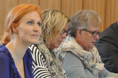 Olje: Konsekvensutredning av LoVeSe blir tema for Vågan Ap neste uke. Både tilhengere og motstandere får lagt fram sine syn, sier Lena Hamnes i partiet.Foto:arkiv