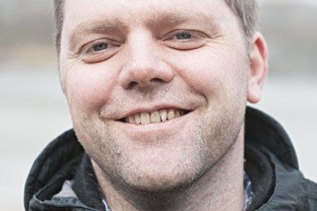 Gaute Wahl i Vågan Venstre.