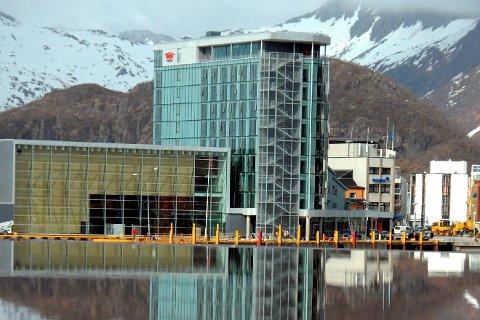 Thon Hotel Lofoten ved kaikanten i Svolvær