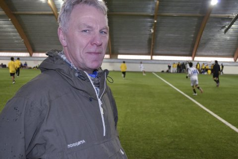 Overtar: Per-Arne Wahl og Trond Schultz overtar som hovedtrenere for Svolvær IL.