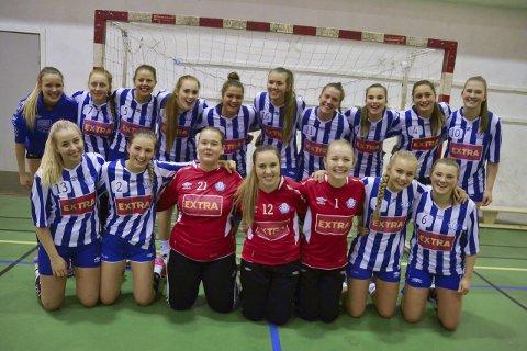 Dyktige: SILs 16-årslag spiller i Våganhallen søndag. Foto: Øystein Ingebrigtsen.