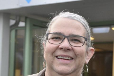 Moskenes-ordfører Lillian Rasmussen.